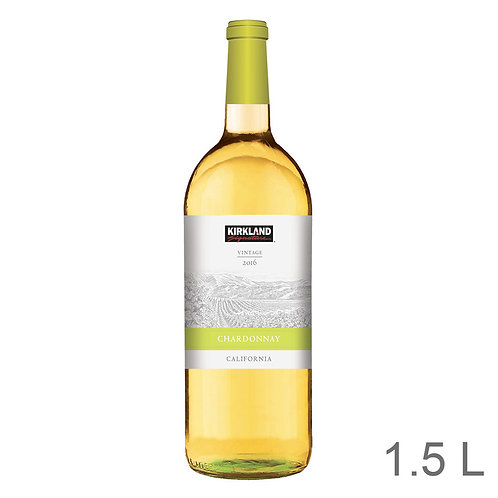 Kirkland Chardonnay -Sonoma 1.5L