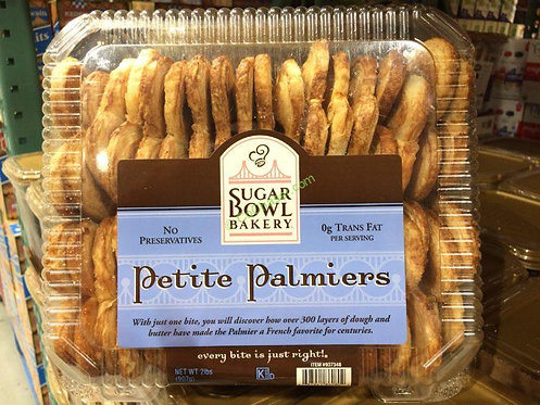 Petite Palmiers - Pastry Box