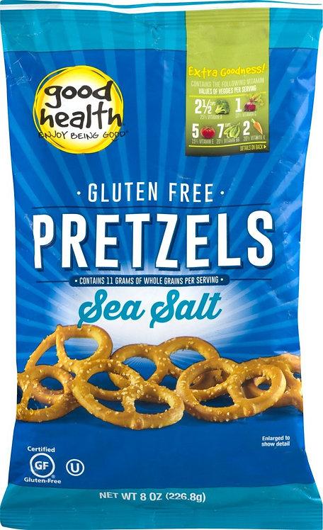 Gluten Free Pretzels -Sea Salt -8oz