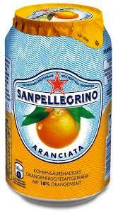 San Pelligrino Aranciata - 6pk