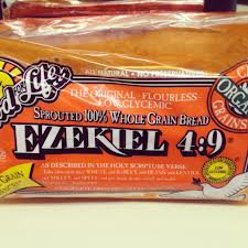 Ezekiel 4:9 Bread - Sprouted Wholegrain
