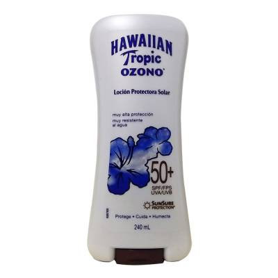 Hawaiian Tropic Ozone Lotion -SPF-50+
