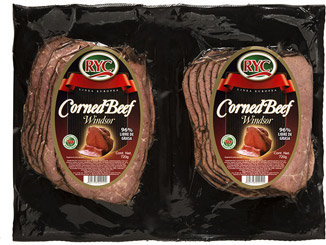 Corned Beef -2lbs/ 2pk