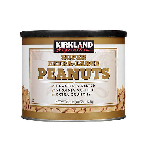 Peanuts Extra Large Can - 2.5lbs