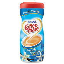 Coffee Mate Vanilla-1pt/500ml