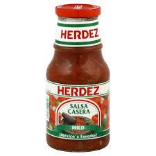 Herdez Salsa -350ml