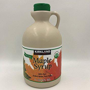 Kirkland 100% Pure Maple Syrup - 1L