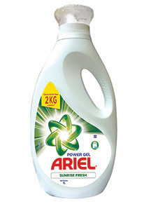 Liquid Laundry Detergent  -Ariel