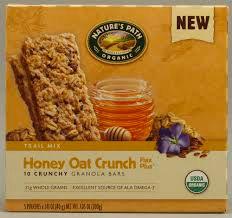 Nature's Path Granola Bars-honey oat crunch-6