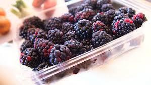 Blackberries - 18oz Box