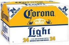 Corona Light - Case of 24