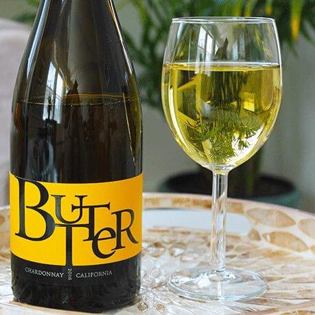 Butter Chardonnay -California
