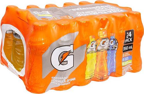 Gatorade-- Case of 24/350ml*small bottles