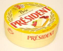 Brie Cheese-President 555gr