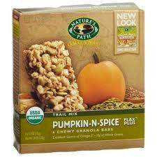 Nature's Path Granola Bars-pumpkin n spice-6