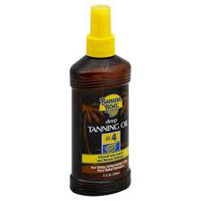 Banana Boat Gold Oil Spray Bronzer -4spf