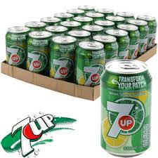 7UP - case of 24