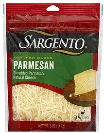 Grated Parmesan - sm bag (1.5cups)