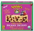 Annie's Berry Berry Chewy Granola Bars 7pk
