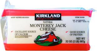 Monterey Jack Cheese -2lb block