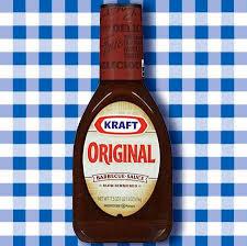 Kraft BBQ Sauce - 18oz