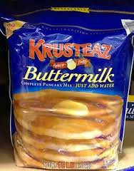 Krusteaz Buttermilk Just add water- 10lbs