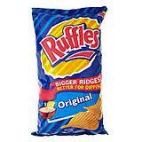Ruffles -med bag/200g