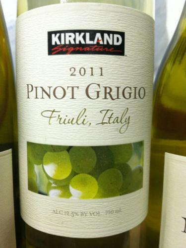Kirkland Pinot Grigio - Italy