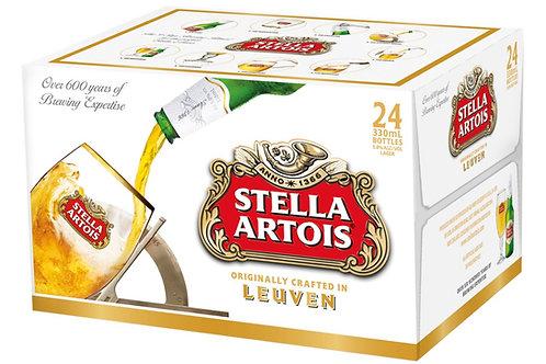 Stella Artois Belgium Lager -24