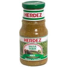 Herdez Salsa Verde - 450gr