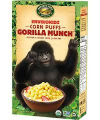 Gluten Free Gorilla Munch - 10oz