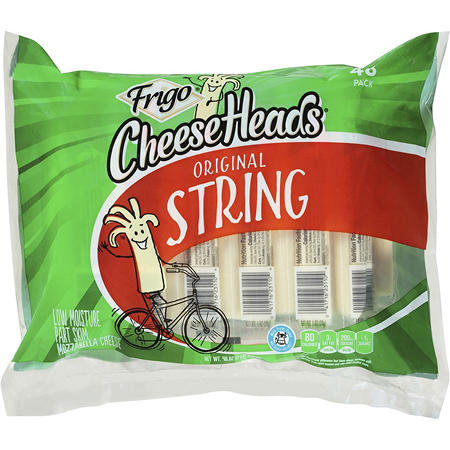 String Cheese Snacks - lg bag