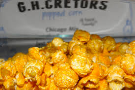 G H Cretors Carmel Corn/Cheese Corn 1lb 10oz