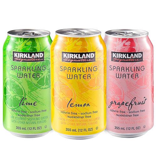 Sparkling Waters - zero calories -35