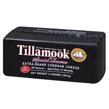 Tillamook Extra Sharp Cheddar - 2lb