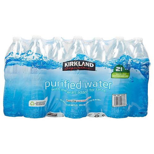 Kirkland 1 Liter Water Bottles - 21/1L