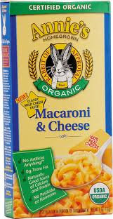 Annie's Organic Mac n Cheese - 6oz