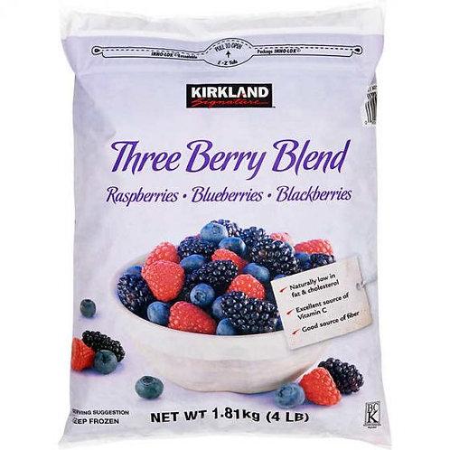 Frozen Berry Mix -4lbs