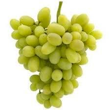 Green Seedless Grapes- 2lb box