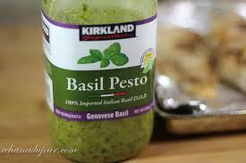 Kirkland Basil Pesto Sauce - 22oz