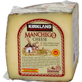 Manchego Cheese - 500g -Aged 6 months