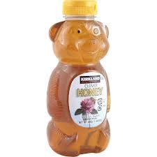 Honey Bear 100% Natural Honey-24oz/680gr