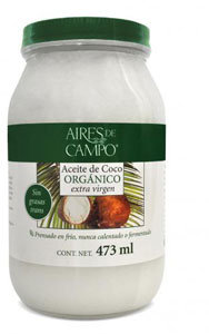 Virgin Coconut Oil - 12oz