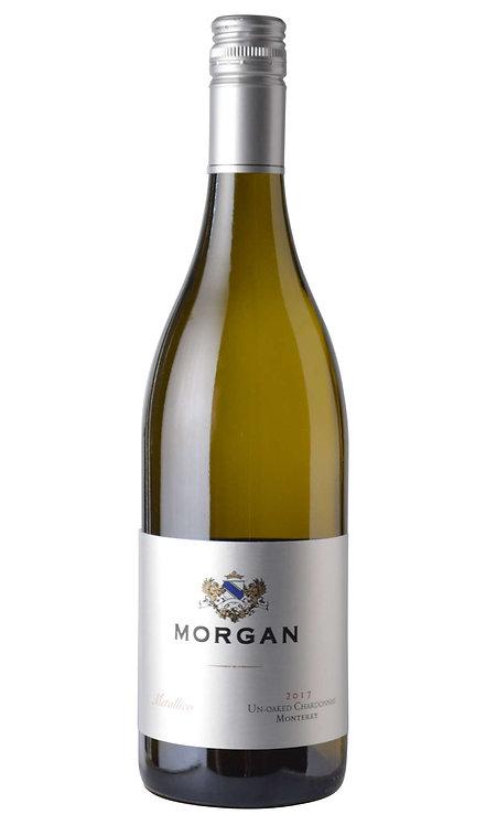 Morgan -Metalico -Un-Oaked Chardonnay -2017 Monterrey CA