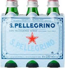 San Pellegrino Mineral Water 24/249ml