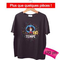 T-shirt Anniversaire