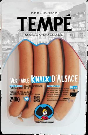 la Véritable Knack d'Alsace