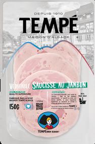 Saucisse au Jambon