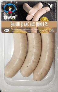 Boudin Blanc aux Morilles