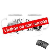 MUG TEMPERAMENT VICTIME DE SON SUCCES.jp